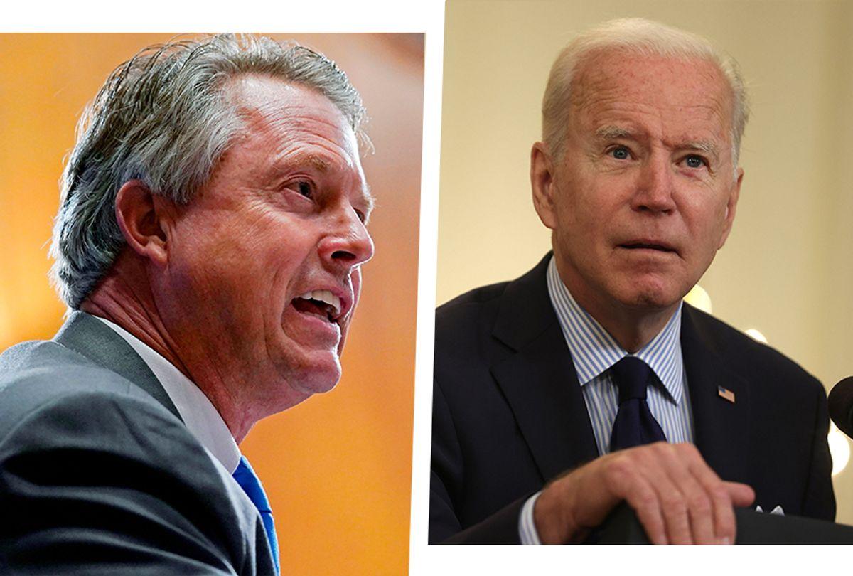 Sen. Roger Marshall, R-SC | President Joe Biden (Getty Images)