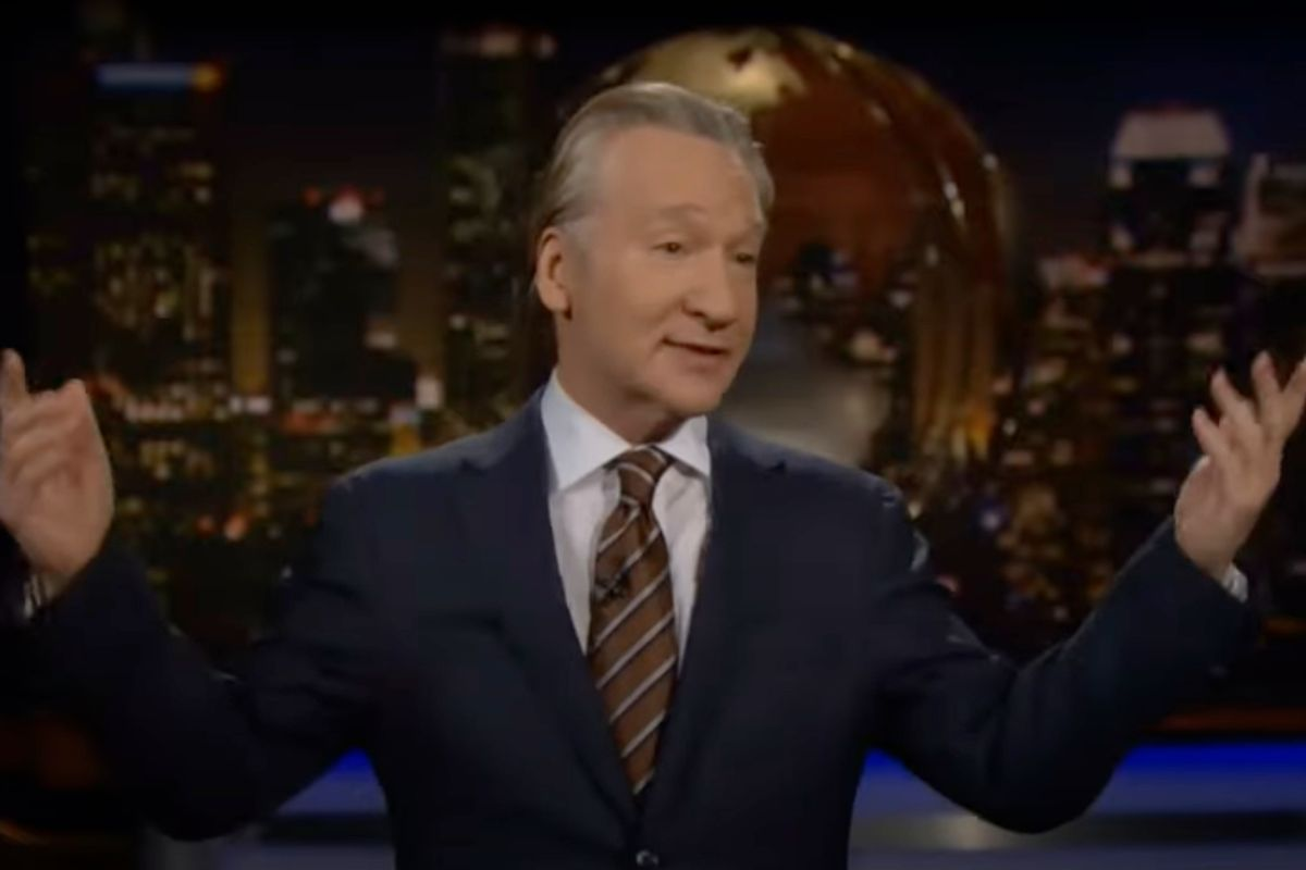 """""""Real Time"""" on HBO host Bill Maher (HBO)"""