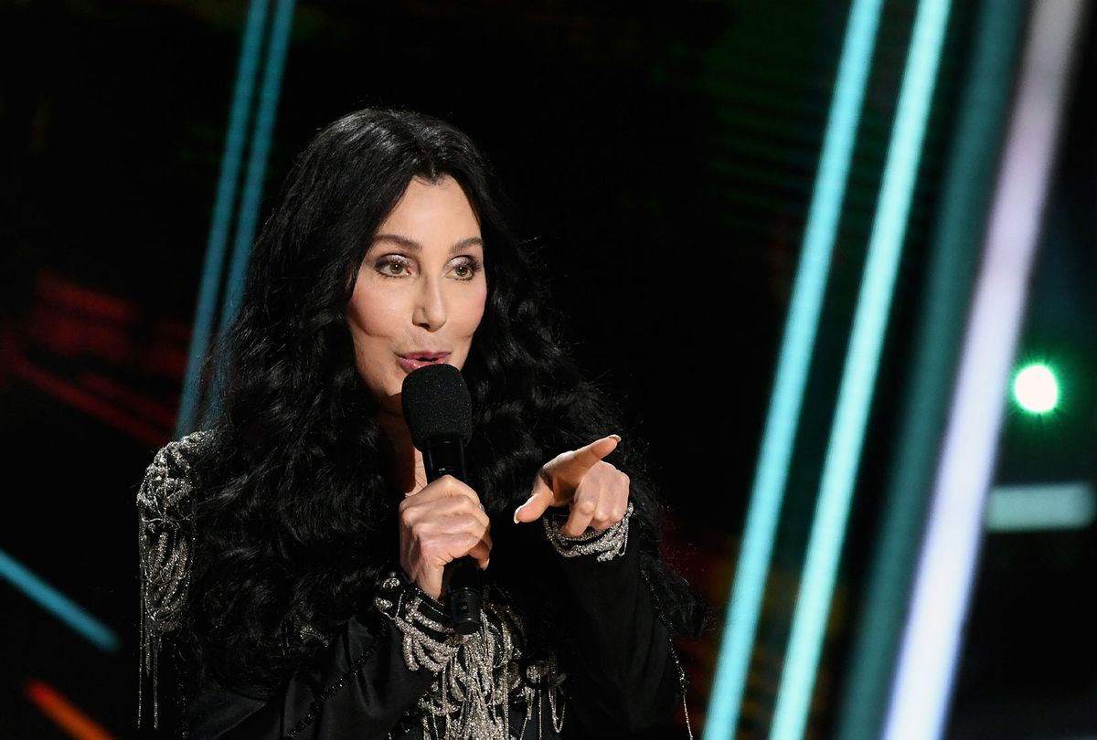 Cher at the 2020 Billboard Music Awards (Kevin Winter/BBMA2020/Getty Images for dcp)
