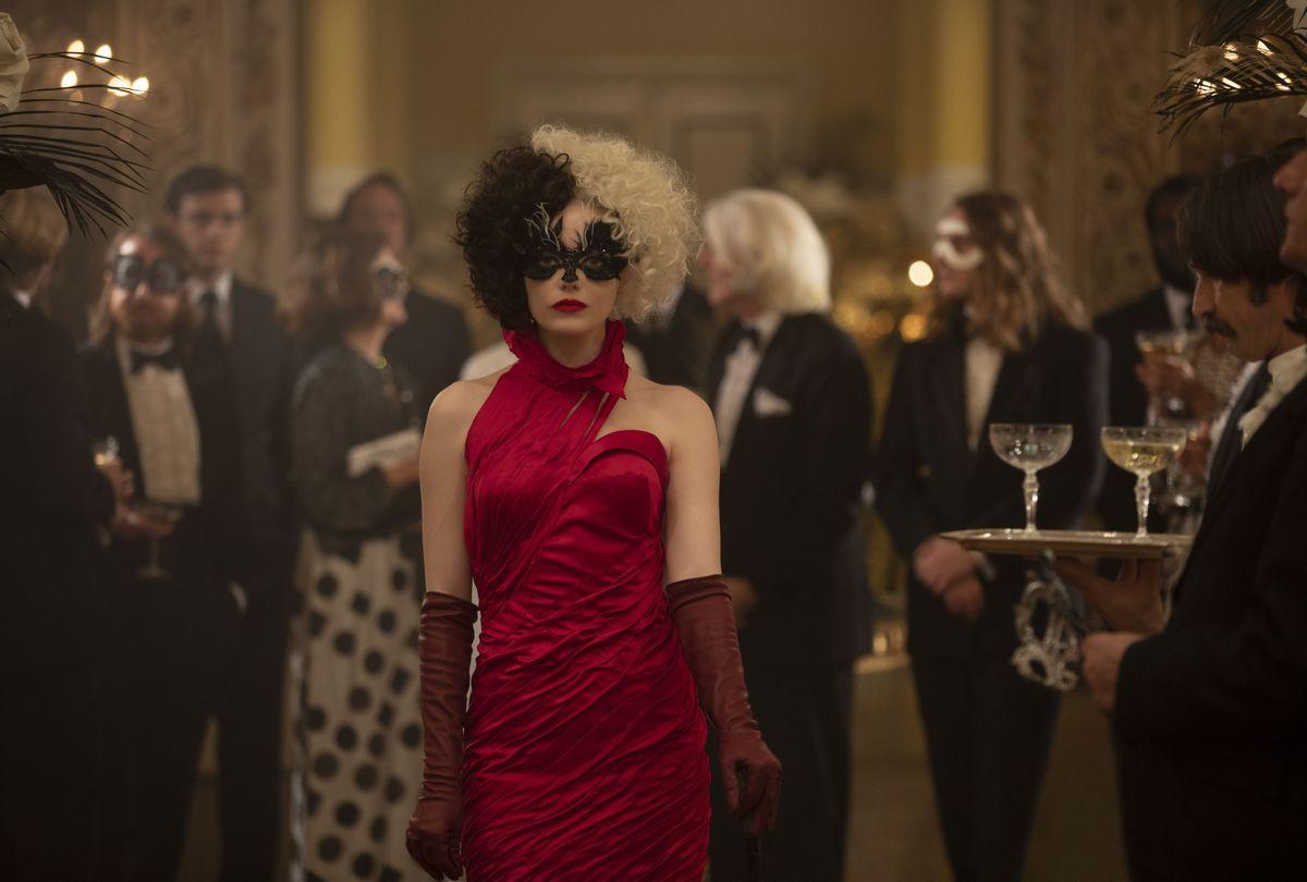 """Emma Stone in """"Cruella"""" (Disney+)"""