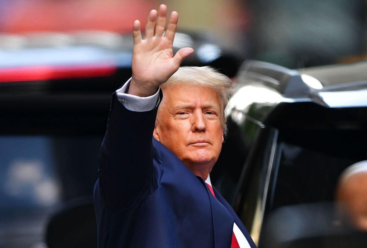 Former U.S. President Donald Trump (James Devaney/GC Images)