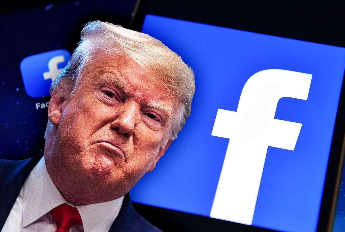 Facebook bans Trump for two years, as social media giant changes controversial moderation rules | Salon.com