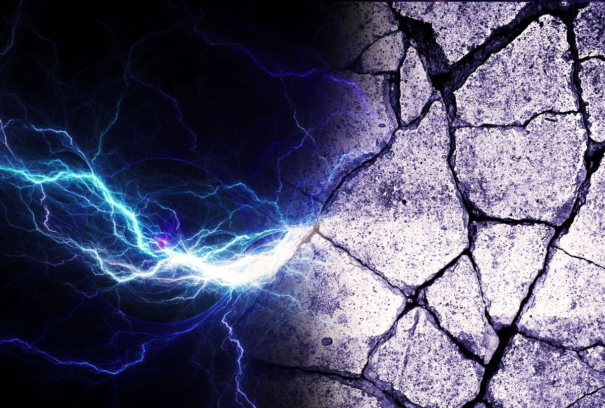 Electricity and Earthquakes (Photo illustration by Salon/Getty Images)