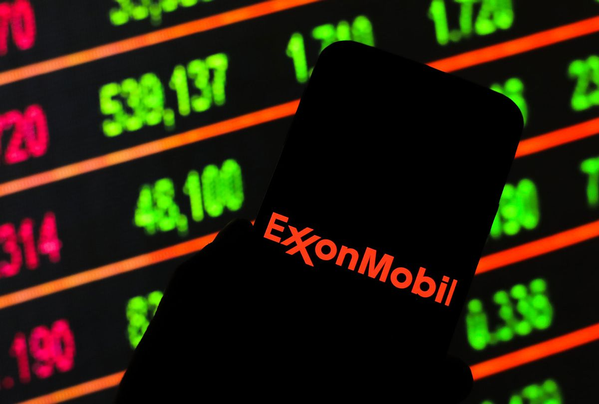 ExxonMobil (Filip Radwanski/SOPA Images/LightRocket via Getty Images)