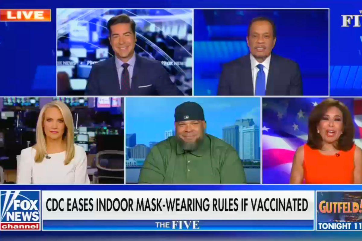 "Fox News show ""The Five"" (FOX News)"