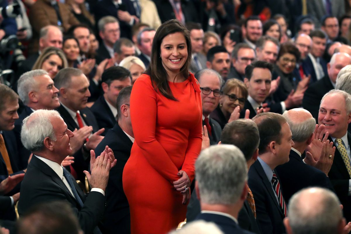 Rep. Elise Stefanik, R-NY (Mark Wilson/Getty Images)