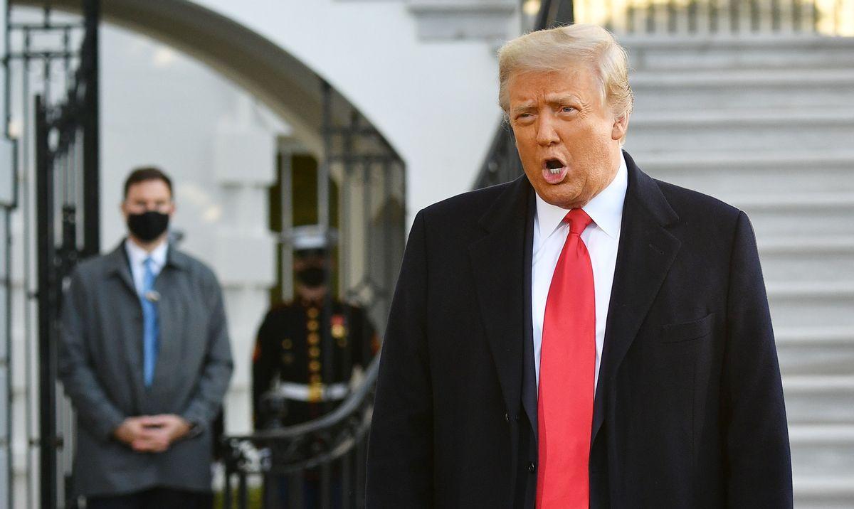 Former President Donald Trump (MANDEL NGAN/AFP via Getty Images)