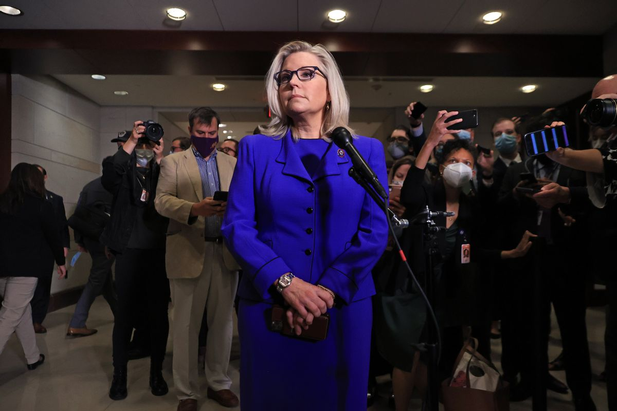 Rep. Liz Cheney, R-WY (Getty Images)