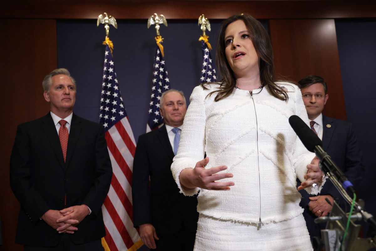 Rep. Elise Stefanik, R-NY (Getty Images)