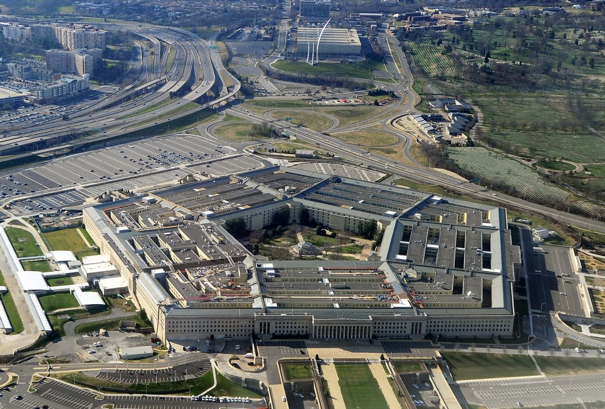 The Pentagon building in Washington, D.C. (AFP via Getty Images)