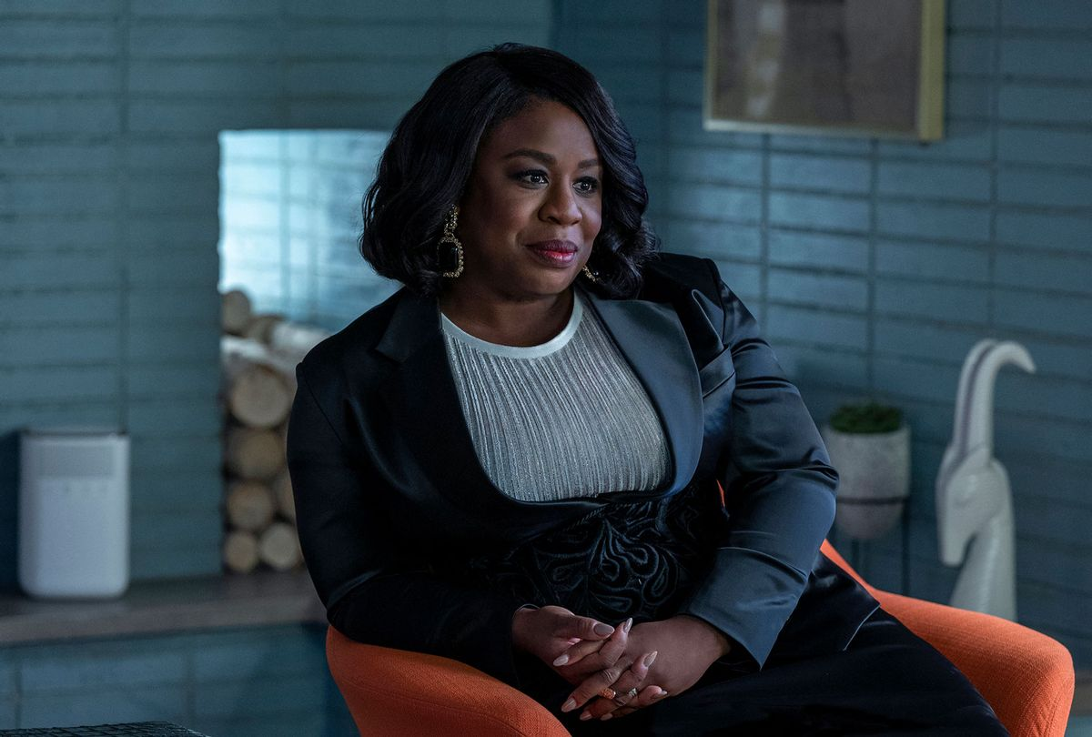 """Uzo Aduba on """"In Treatment"""" (Suzanne Tenner/HBO)"""