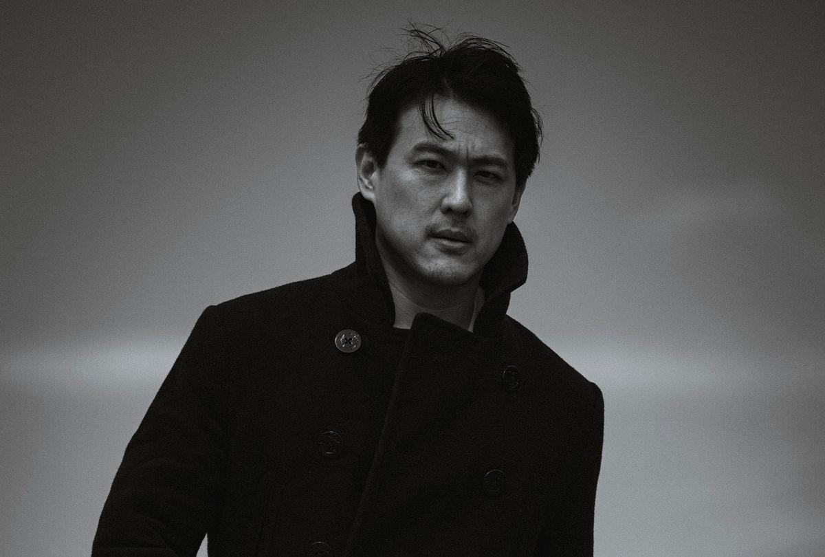 Actor and activist James Chen (Nick Hoge)