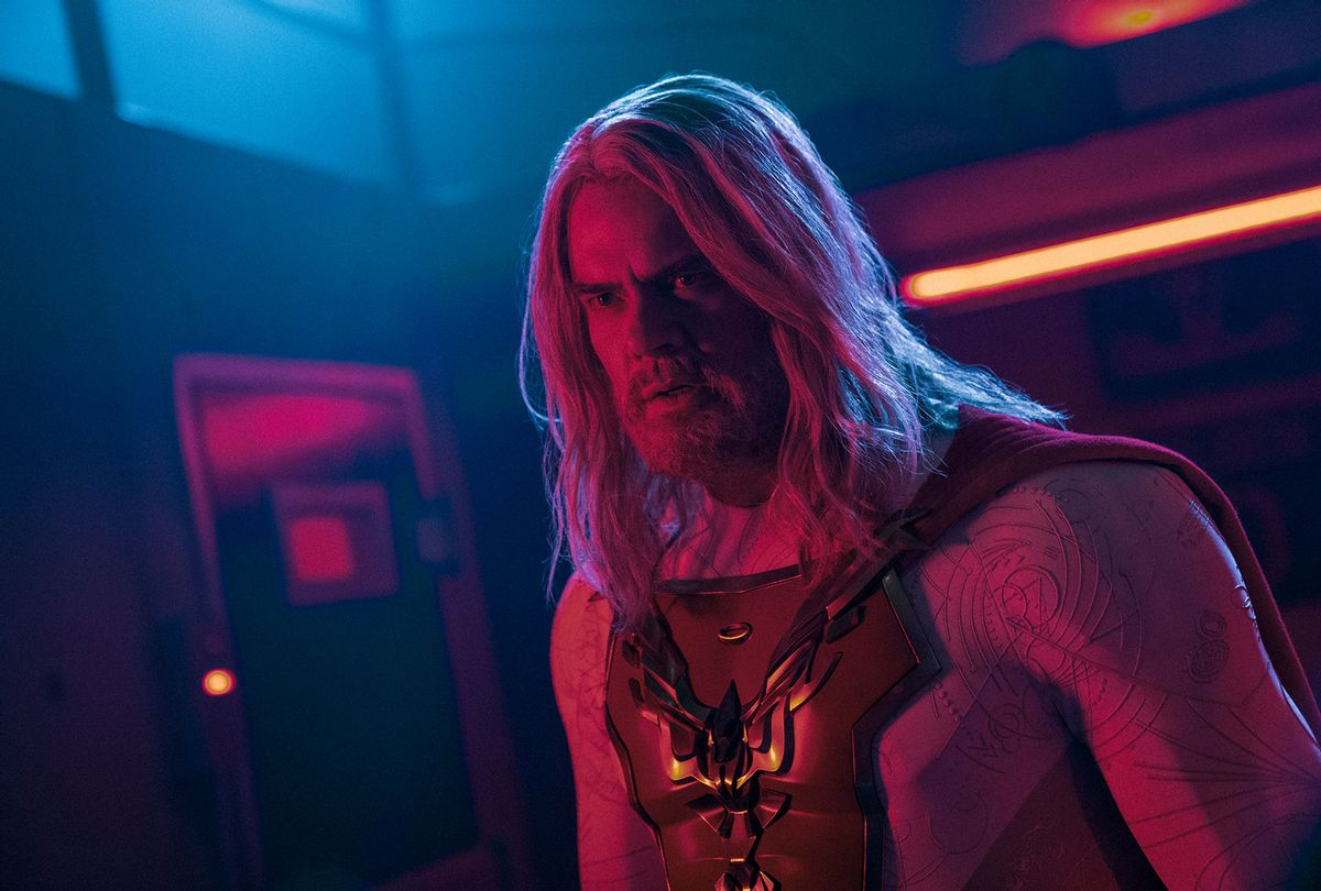 "Josh Duhamel in ""Jupiter's Legacy"" (Steve Wilkie/Netflix)"