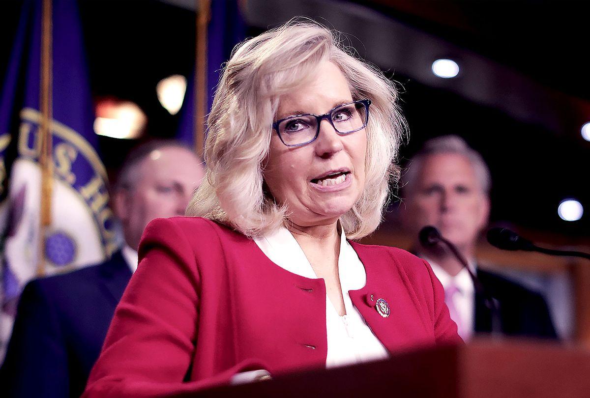 Liz Cheney (Chip Somodevilla/Getty Images)