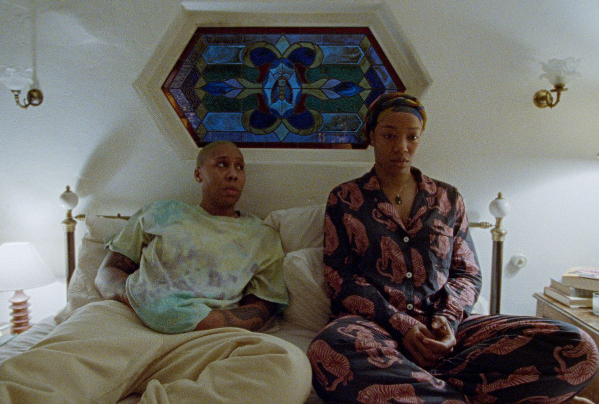 """Lena Waithe as Denise and Naomi Ackie as Alicia in """"Master Of None"""" (Netflix)"""