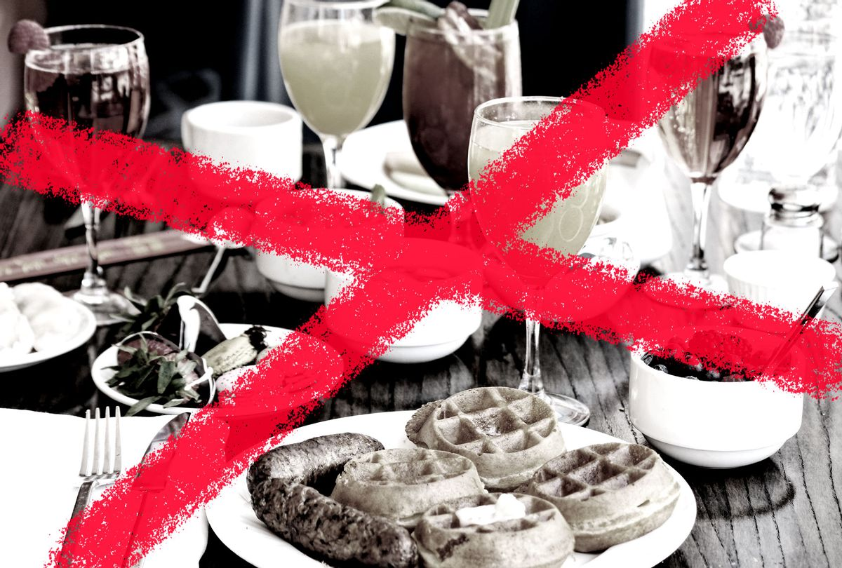 No More Brunch (Photo illustration by Salon/Getty Images)