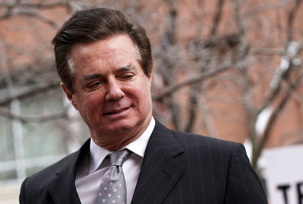 Former Trump campaign manager Paul Manafort (Alex Wong/Getty Images)