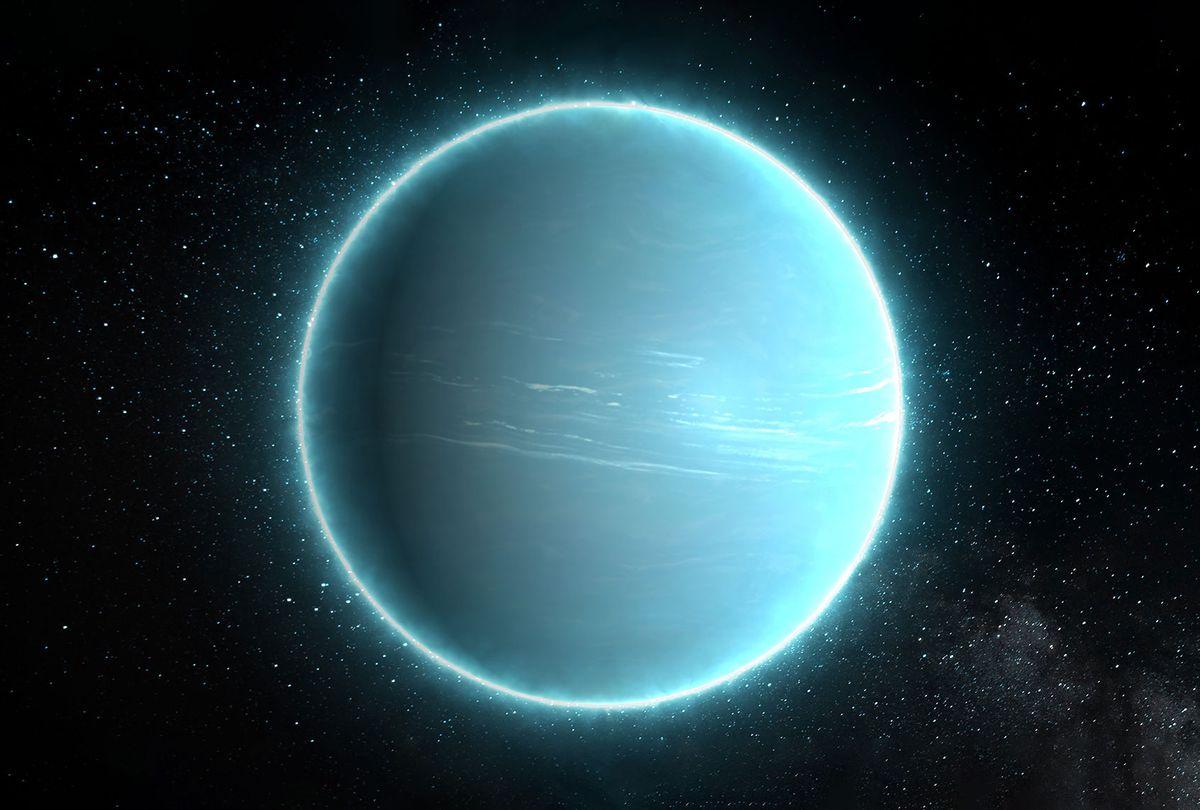 Planet Uranus (Getty Images)