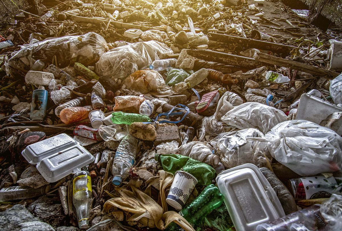 Garbage, pollution (Getty Images)