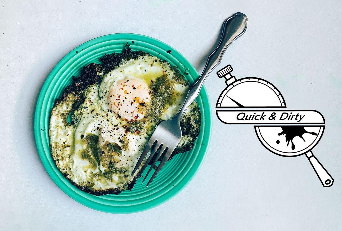 TikTok Eggs (Mary Elizabeth WIlliams)