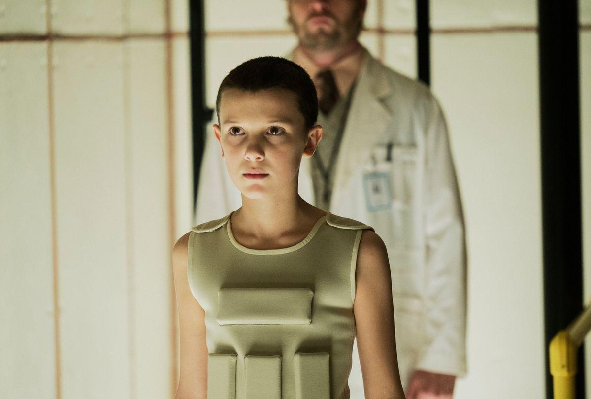 """Millie Bobby Brown in """"Stranger Things"""" (Netflix)"""