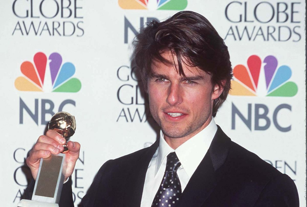 Tom Cruise during The 54th Annual Golden Globe Awards (SGranitz/WireImage)