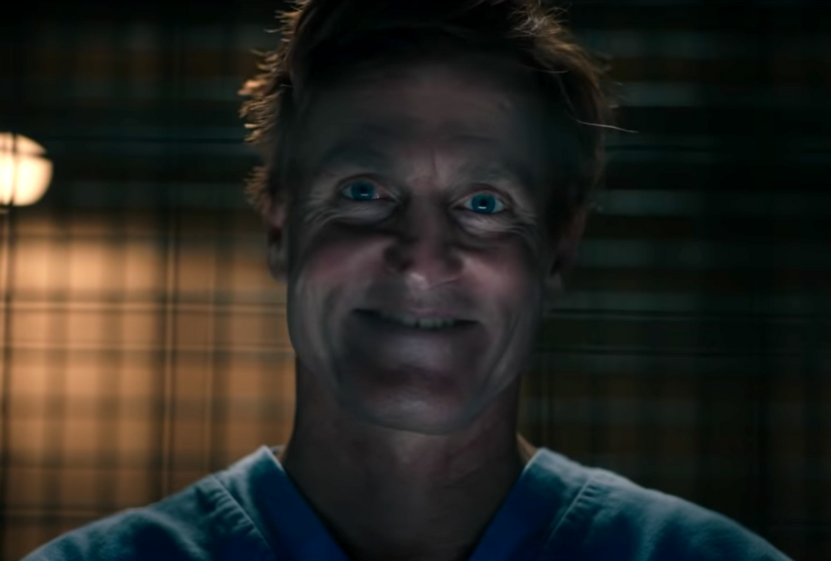 """Woody Harrelson in """"Venom: Let There Be Carnage"""" (Sony)"""