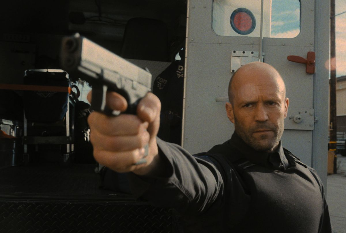 """Jason Statham in """"Wrath of Man"""" (MGM)"""