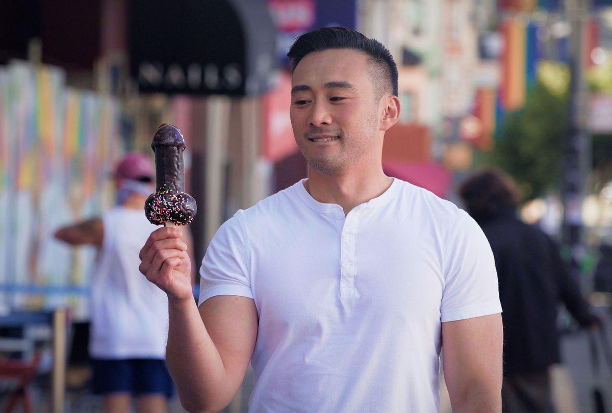 "Alexander Liu in ""A Sexplanation"" (Herra Productions)"