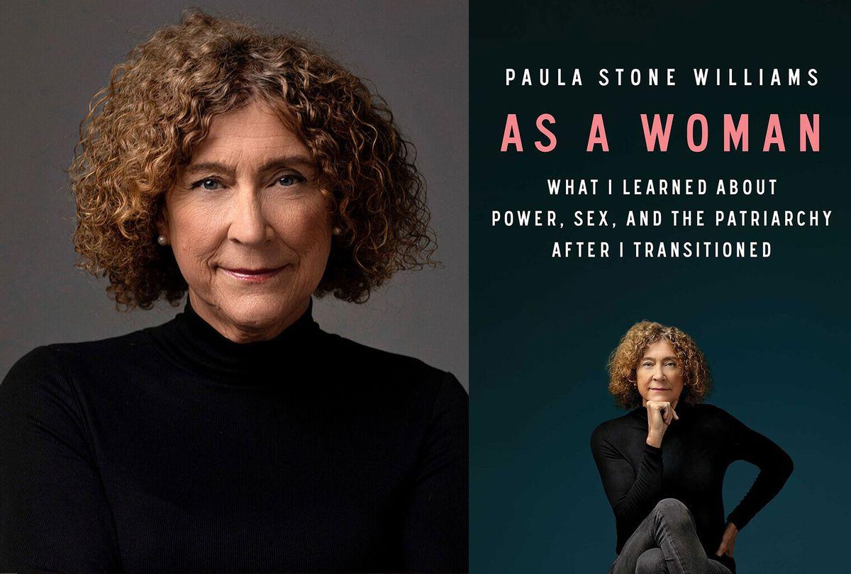As A Woman by Paula Stone Williams (Photo illustration by Salon/Atria Books)