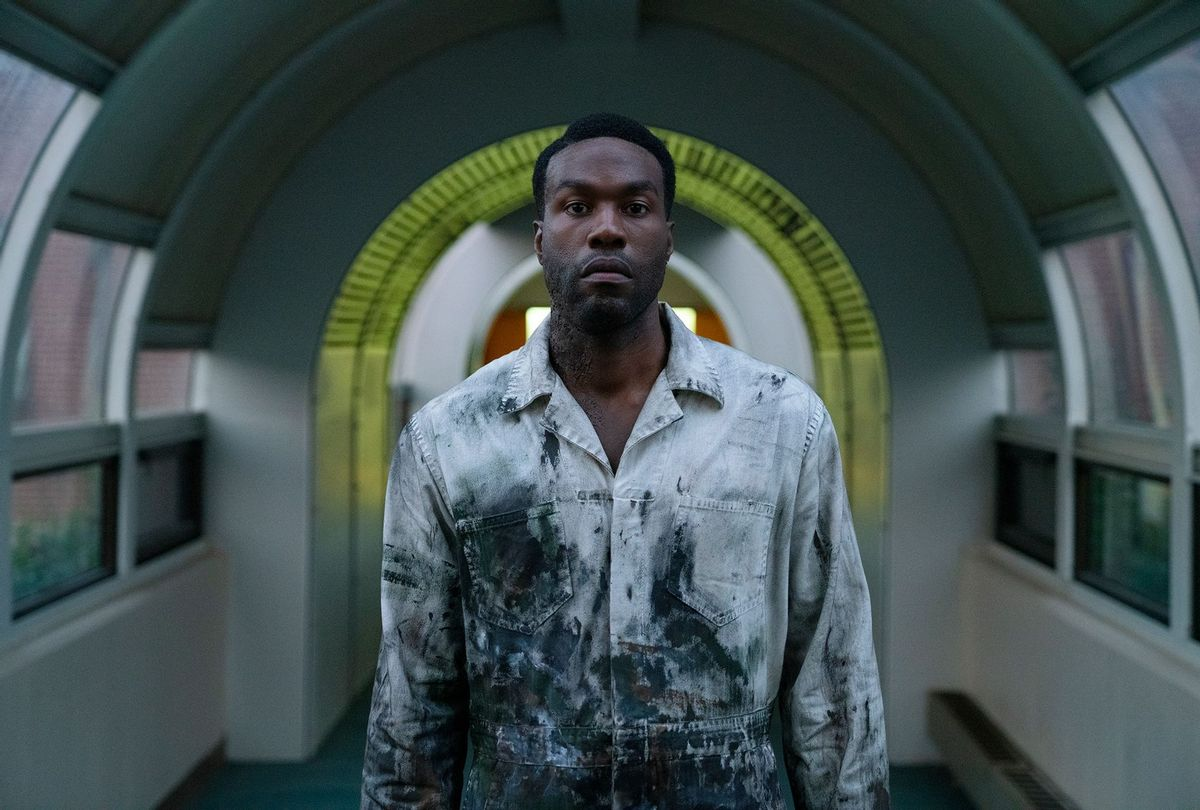 """Yahya Abdul-Mateen II in """"Candyman"""" (2021) (Universal Pictures)"""