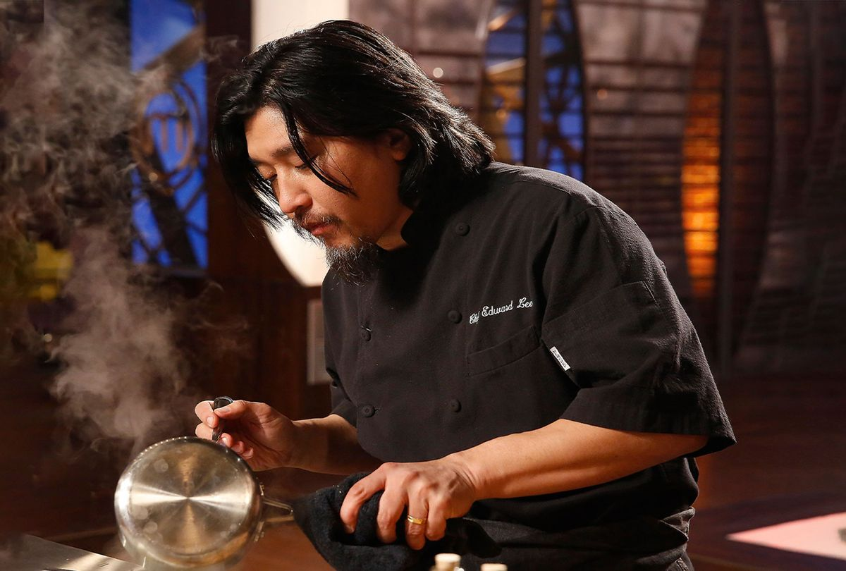 Chef Edward Lee (FOX Image Collection via Getty Images)