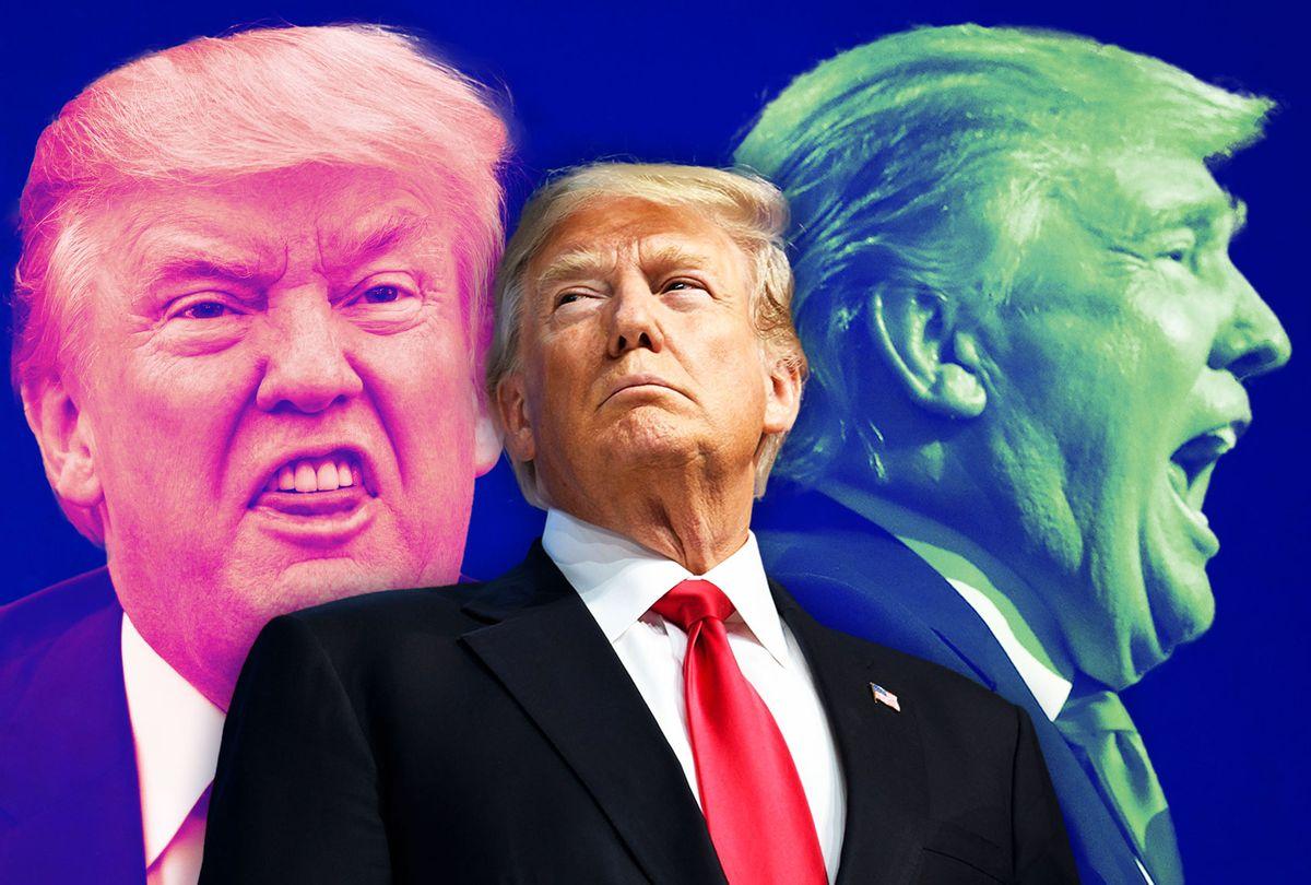 Former Harvard psychiatrist Lance Dodes  Trump s psychosis is still an  quot enormous danger quot