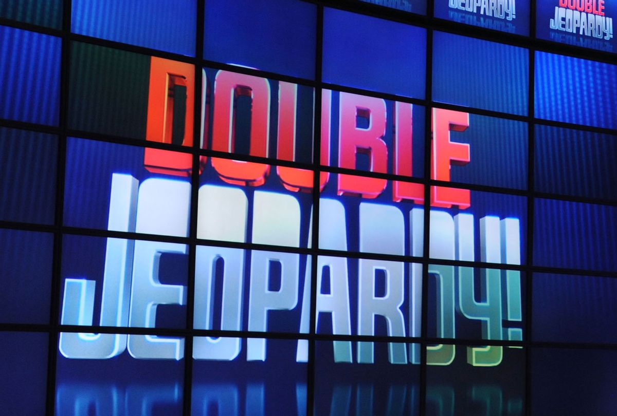 Jeopardy Game Show Board (Amanda Edwards/Getty Images)
