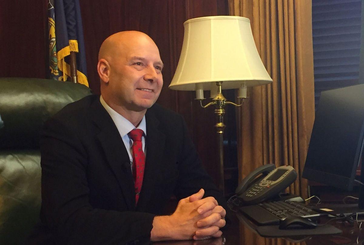 Senator Doug Mastriano (Doug Mastriano Official Campaign Website)
