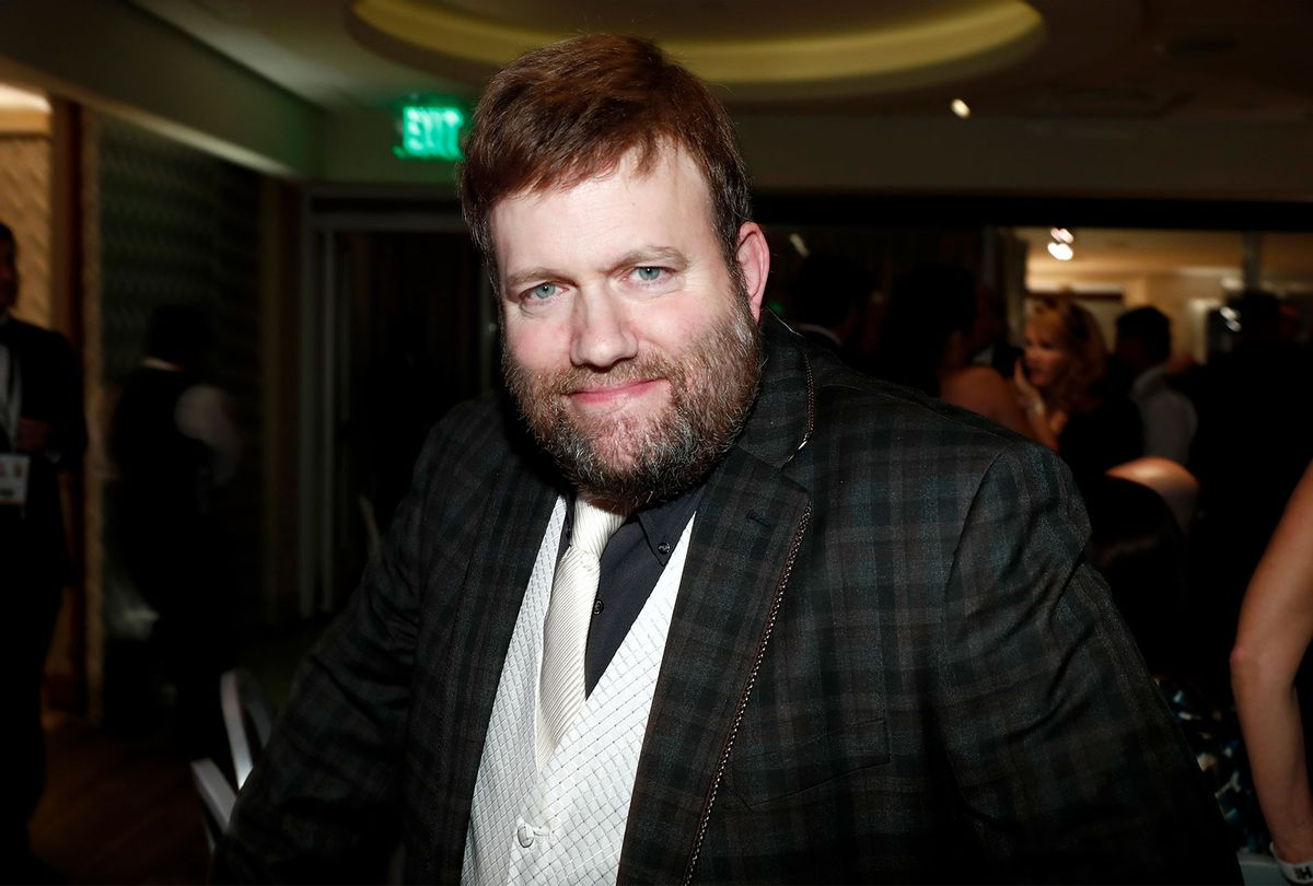 TV personality Frank Luntz attends HBO's Official Golden Globe Awards After Party at Circa 55 Restaurant on January 8, 2017 in Beverly Hills, California. (FilmMagic/FilmMagic for HBO)