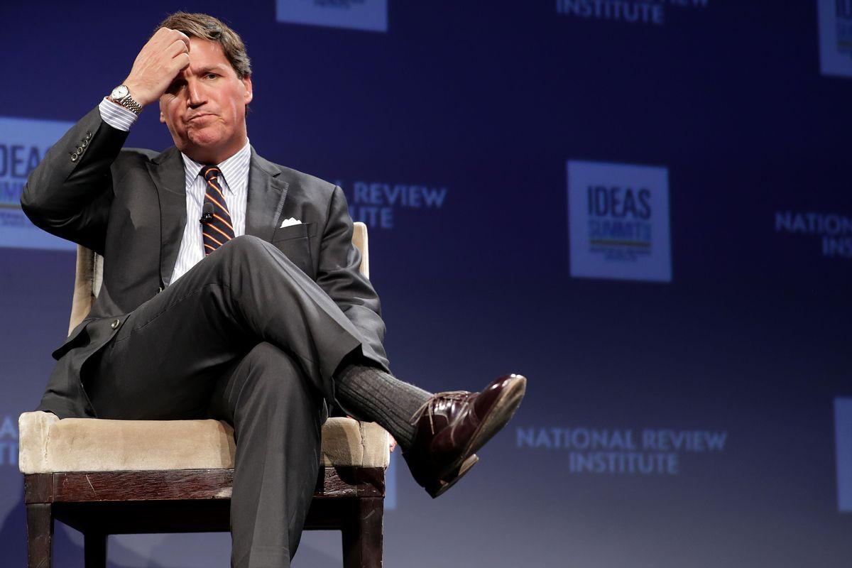 Fox host Tucker Carlson (Getty Images)