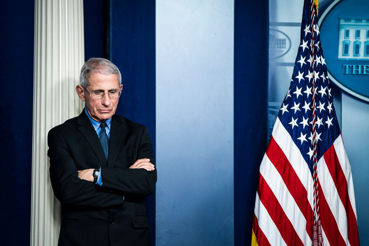 Dr. Anthony Fauci (Getty Images)