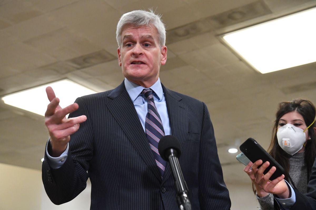 Sen. Bill Cassidy, R-LA (Getty Images)