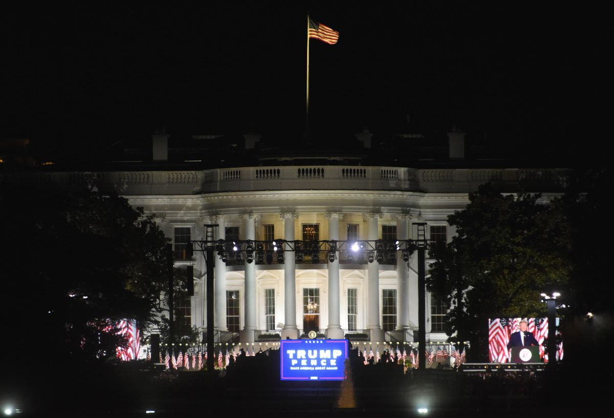 The White House (Getty Images)