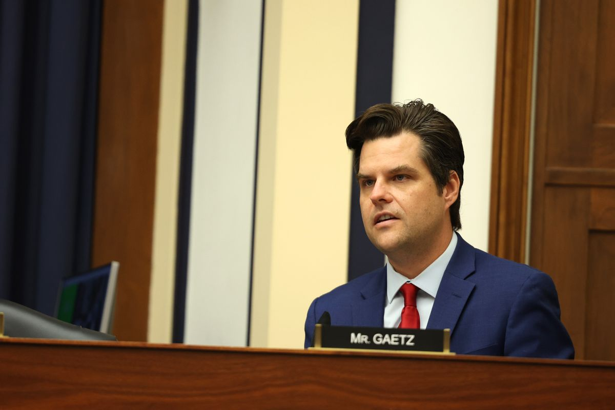 Rep. Matt Gaetz, R-Florida (Getty Images)