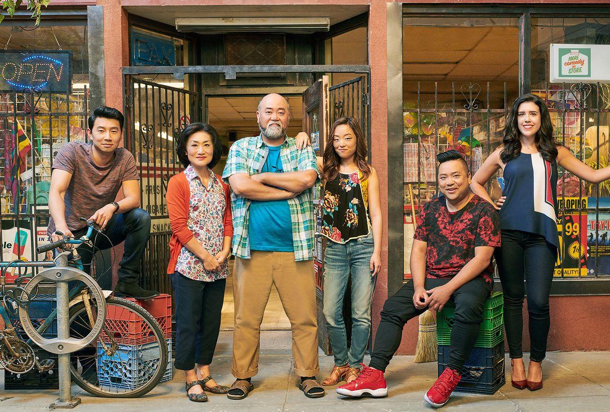 Kim's Convenience cast (CBC)