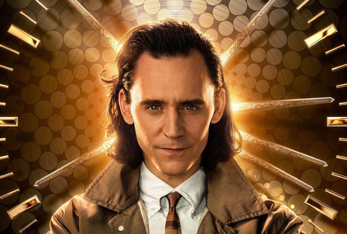 Tom Hiddleston as Loki (Disney+/Marvel Studios)