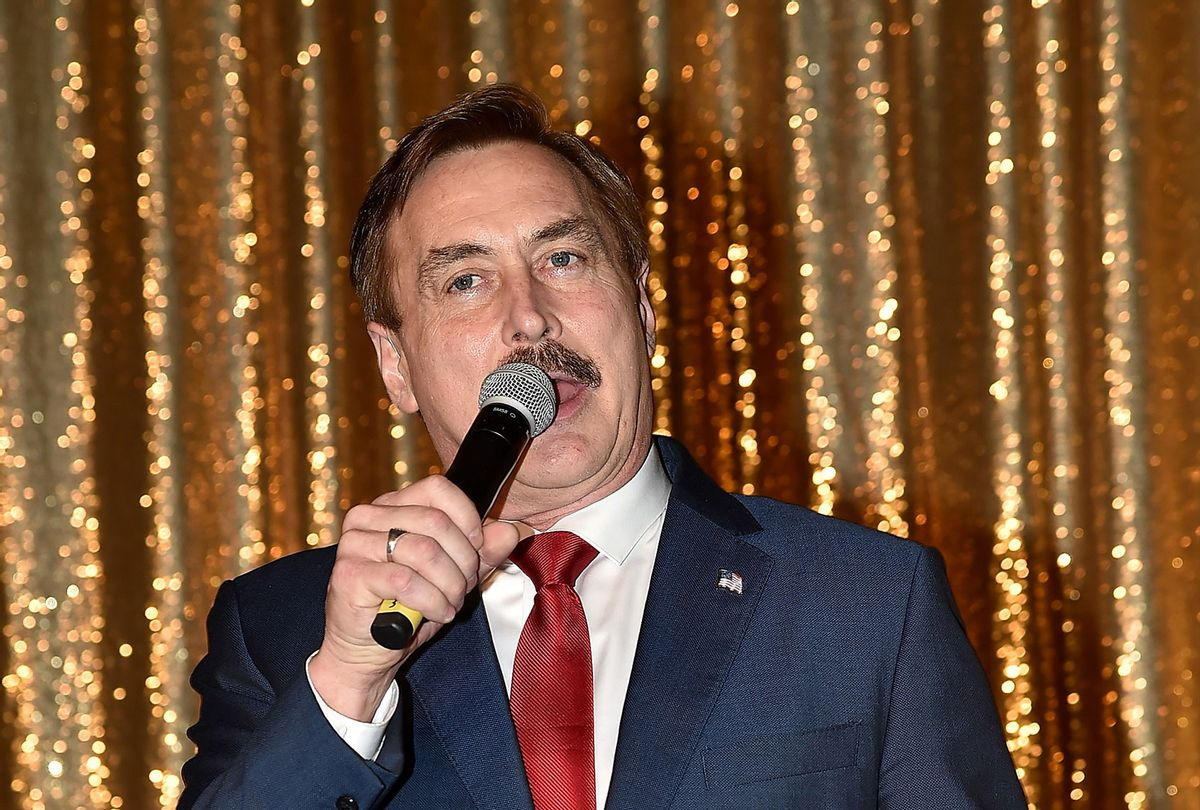Mike Lindell (Patrick McMullan/Getty Images)