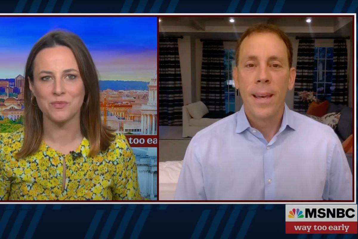 Axios founder Jim VandeHei on MSNBC (MSNBC)