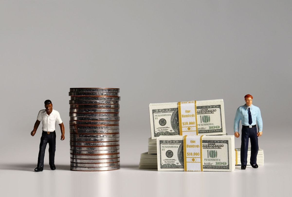 Income disparity (Getty Images/Hyejin Kang)