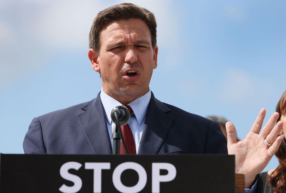 Florida Gov. Ron DeSantis (Joe Raedle/Getty Images)