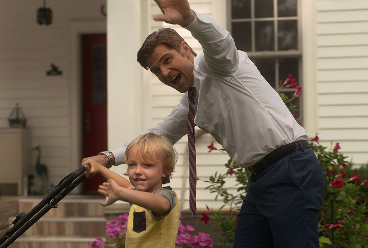 """Mike Vogel as Cooper Connelly in """"Sex/Life"""" (Netflix)"""