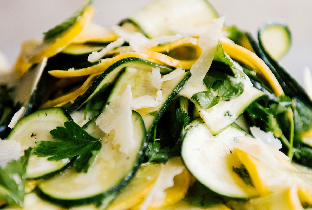Summer Squash Salad (EE Berger)