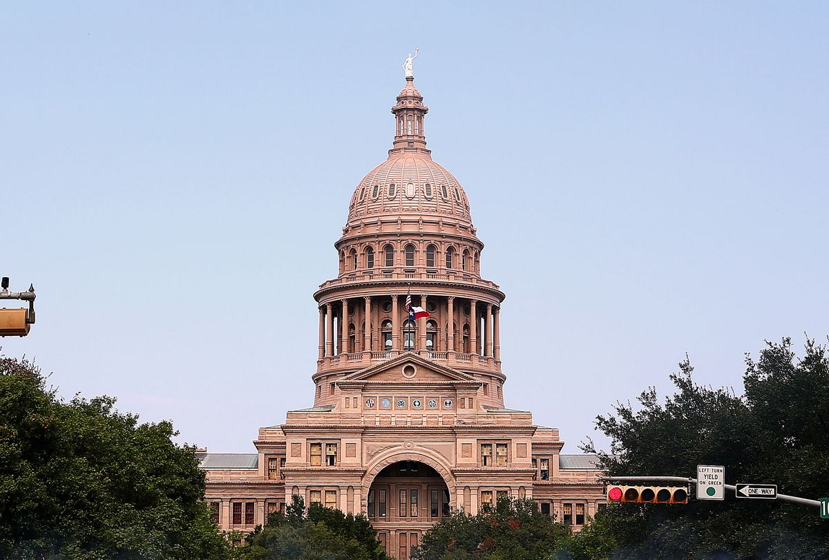 Texas Capitol building (Mark Thompson/Getty Images)